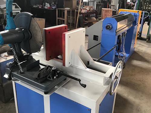 SJ-45x28塑料棒材生产机组